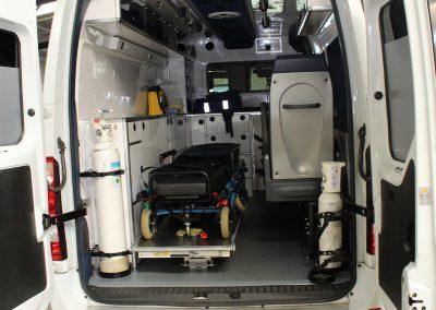 Equipements Oxygène défibrillateur